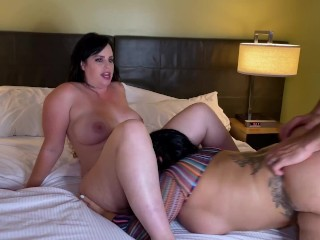 Pawgs betty bang and jmac cock...