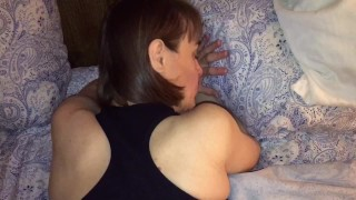 Mature Wifey telling me she's my little butt slut as I fuck and fill her asshole. Next??