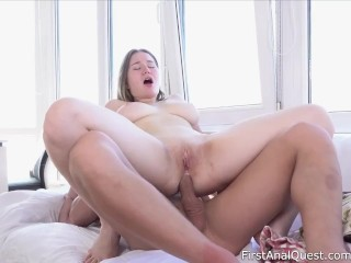 Great Gape with First-Timer Amalia Davis