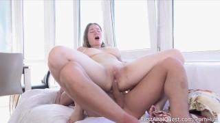 Great Gape with First-Timer Amalia Davis
