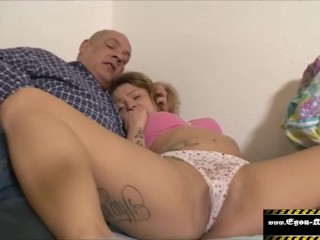 Young german porn old Old and