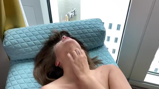 Fucking on the 23th floor 8