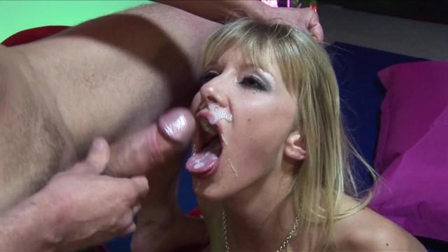 Busty Stripper Fucks Gets A Huge Facial Cumload 36