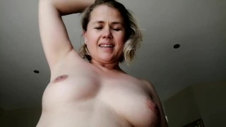 Fisting my Sexy Naked Milf Wife