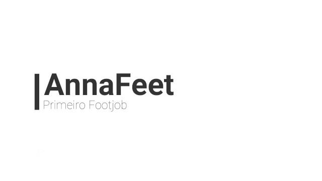 Primeiro Footjob da AnnaFeet 8