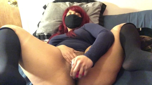 Rubbing and Fucking Myself Until I Cum Really Hard! My Moans Got Really Loud! 5
