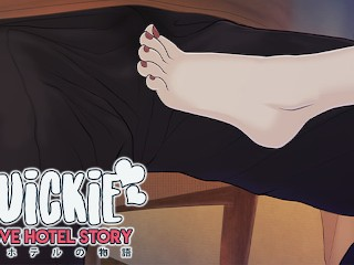 Teacher gives us public quickie a love hotel...