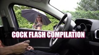 NICHE PARADE -Cock Flash Compilation