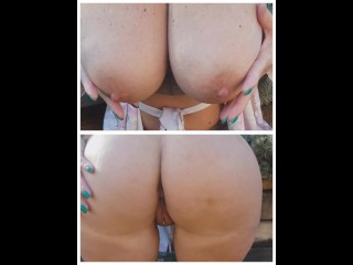 Mature lady huge boobs know which 1 would...