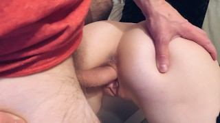 Hard fucked a classmate from the escort, finished in the mouth. Part 2.