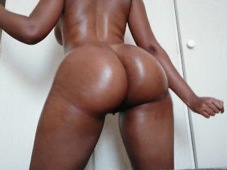 Africa fat ladies dance naked to the hell
