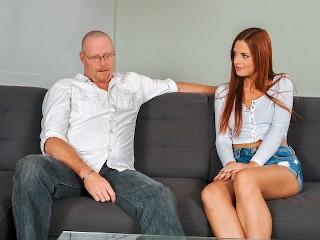 Fucks Papa Mädchen Anal Söhne 3D Premium