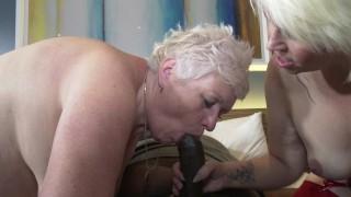 10 Inch BBC Threesome - Teaser
