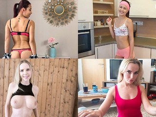 DoeGirls – MUST WATCH CZECH GIRLS IN QUARANTINE COMPILATION! They Know How To Have Fun