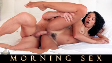 Truly Intimate Morning Sex with Alexis Tae & Laz Fyre **New Scene**