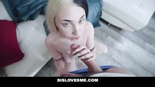 Big Tit E-Girl Skylar Vox Fucks Her Stepbro