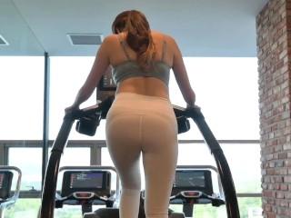 제나(JENA) 운동 레깅스 leggings 패트리온 PATREON 남자의시선