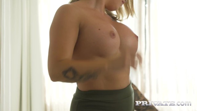 Mia Blow, beautiful tattooed body enjoying a good fucking! 14