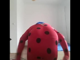 Overwatch d va nerf this miraculous ladybug cospaly...