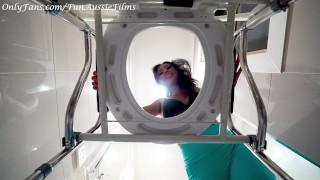 Giantess Toilet Fart Slave POV (Hard Vore) (Trailer)
