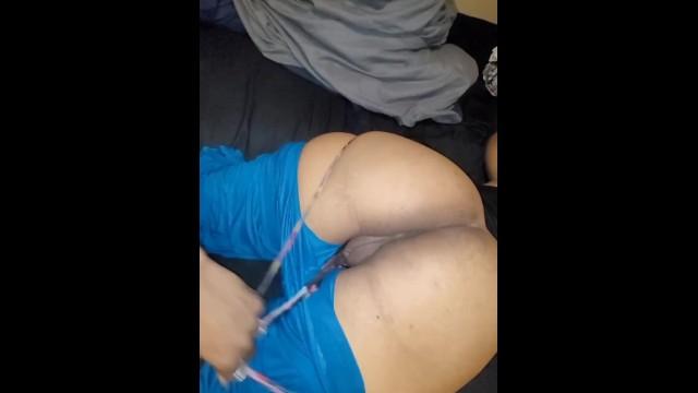 Big ass strip tease 16
