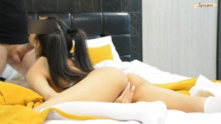 Perfect Teen Gets her Tight little Pussy Fucked - Squir7een