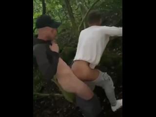 British scally outdoor fuck...