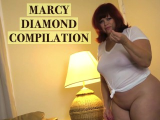 NICHE PARADE – Hot MILF Marcy Diamond Compilation