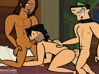 Total drama party...