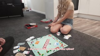 naive best friend's wife gets fucked to pay debts in monopoly. – teen porn