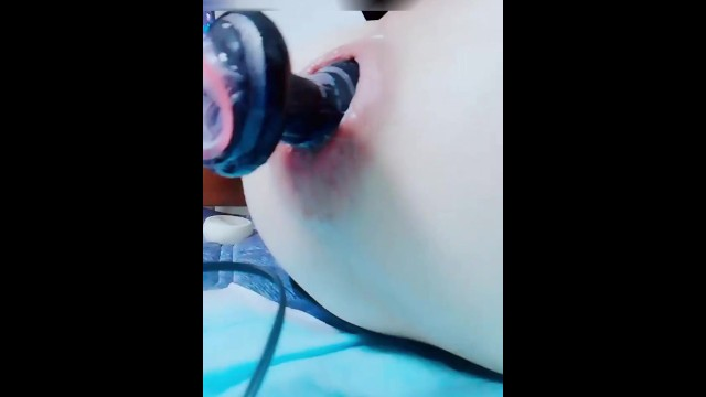 Asian;Masturbation;Toys;Anal;Transgender;Japanese;Exclusive;Verified Amateurs;Solo Trans;Vertical Video ass-fuck, masturbate, adult-toys, sissy, anal, toy, dildo