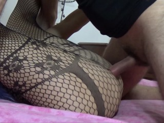 handjob and blowjob from a fairy
