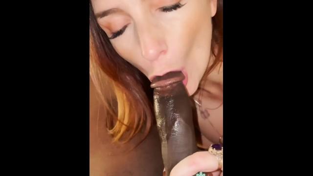 throating his big dick - Adreena Winters 15
