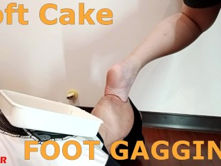 Like cake give it and swallow with my...