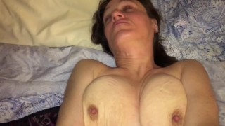Mature wife 48 POV would you fuck and fill me??