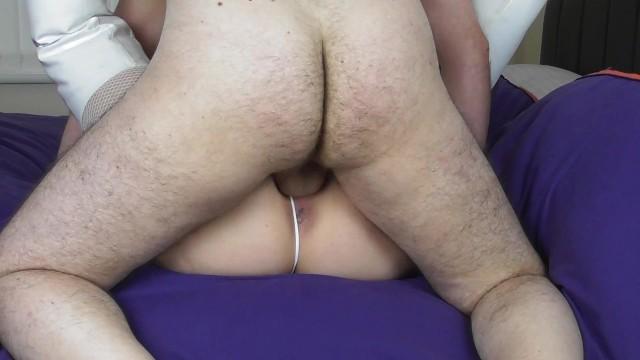 Cuckold Creampied Pants 13
