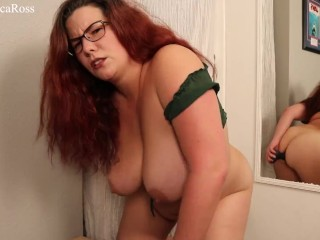 I lost a bet painful huge breast fuck...