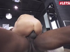 HerLimit - Nelly Kent Big Tits Romanian Teen Rough Interracial Anal Banging - LETSDOEIT