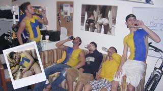 HAZE HIM - Michigan Boys Know How To Party (And Haze Pledges LOL)