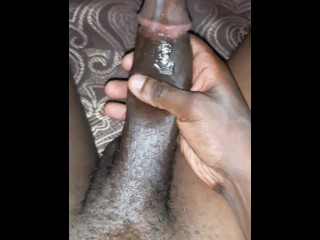 Monster cock solo...