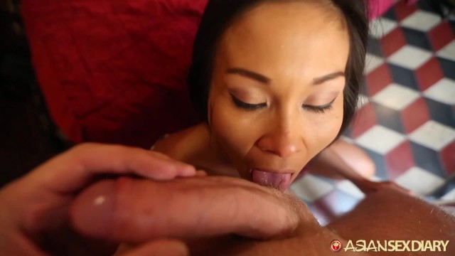 AsianSexDiary Flower Dress Asian Stripped Down & Fucked