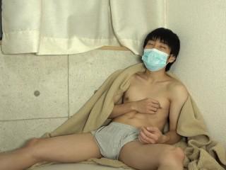 Japanese boy Masturbation
