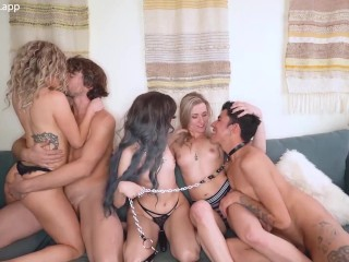 Group Sex Therapy Volume 1 Teaser