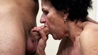 granny needs dick
