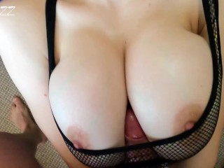 Love to Fuck her between her Tits Elastic 2