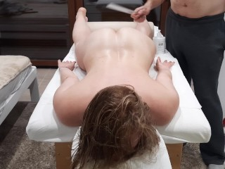 Real spanking tube
