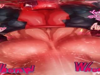 Deadpool animation animated...