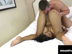 Crazy Big-titted Maxine X Takes A Throbbing Pecker In Her Behind!