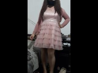 A princess dress...