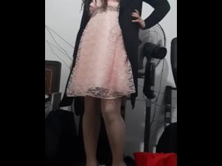 Prom dress...